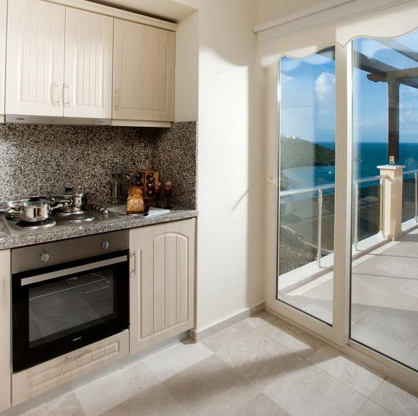 bodrum sea view apartment 3