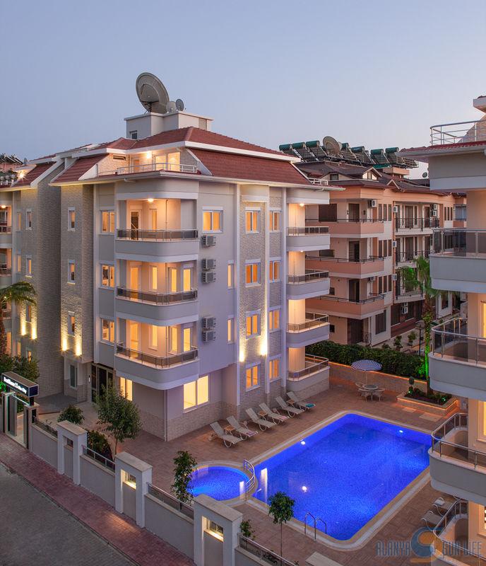 holiday apartments alanya 2
