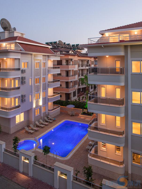 holiday apartments alanya 1