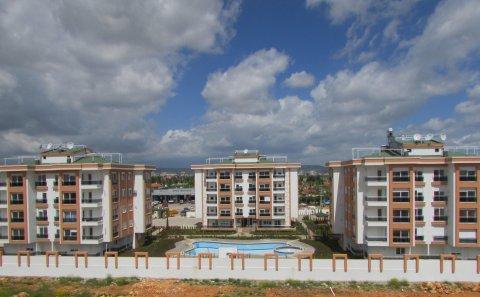 Antalya City Apartment For Sale 4