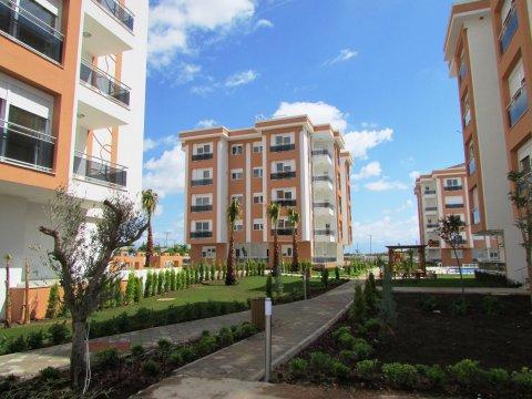 Antalya City Apartment For Sale 7
