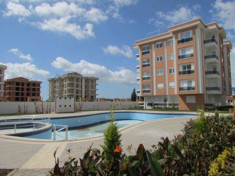 Antalya City Apartment For Sale 8