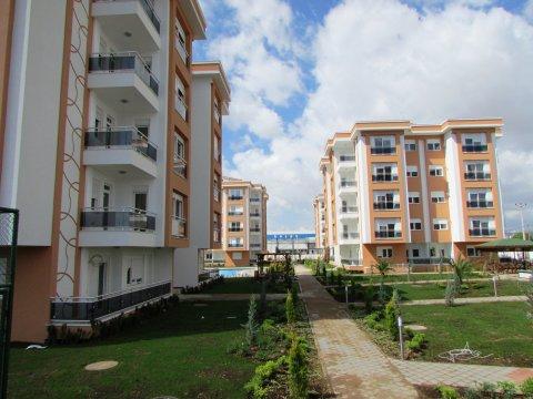 Antalya City Apartment For Sale 12