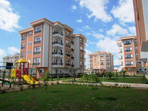 Antalya City Apartment For Sale 11