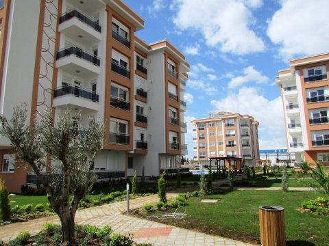 Antalya City Apartment For Sale 10