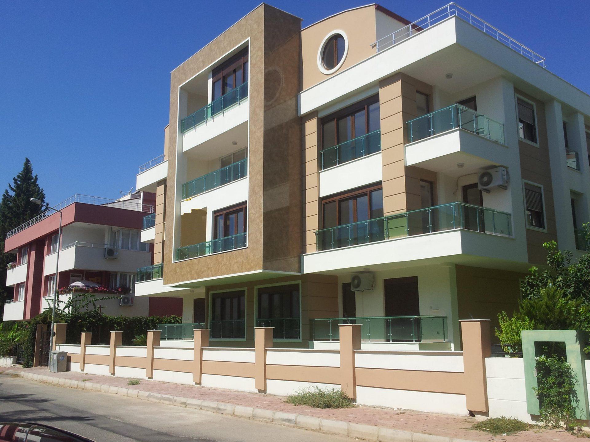 Rent apartment at the sea antalya 2