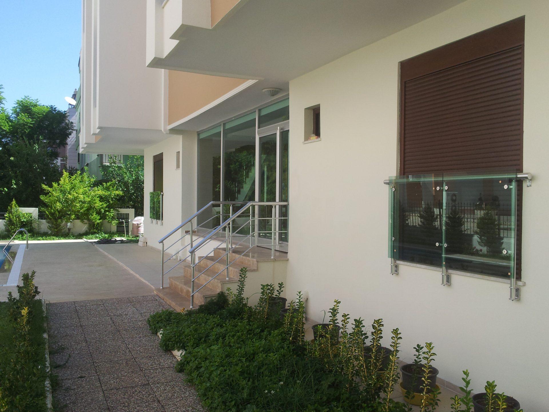 Rent apartment at the sea antalya 4