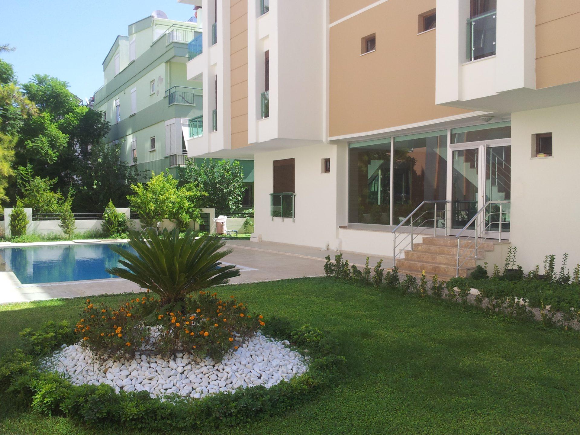 Rent apartment at the sea antalya 5