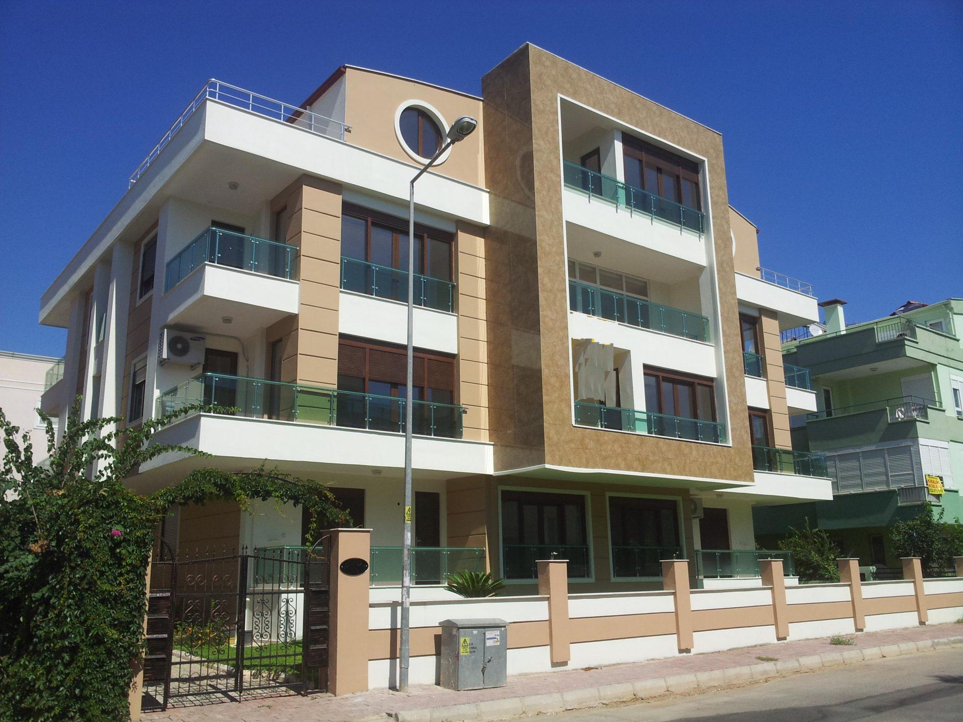 Rent apartment at the sea antalya 1