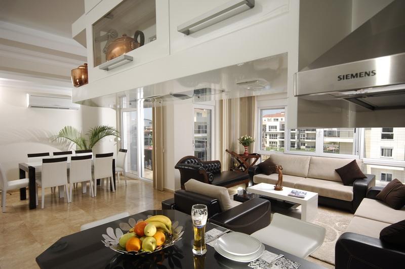 flats in belek antalya 9