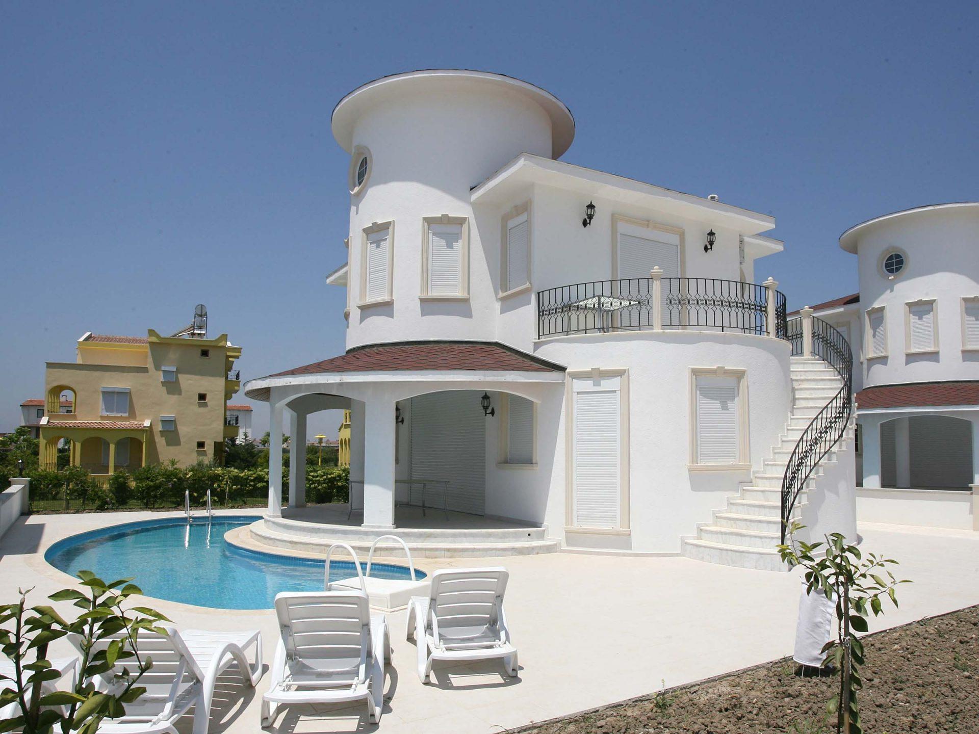 rent villa in antalya 3