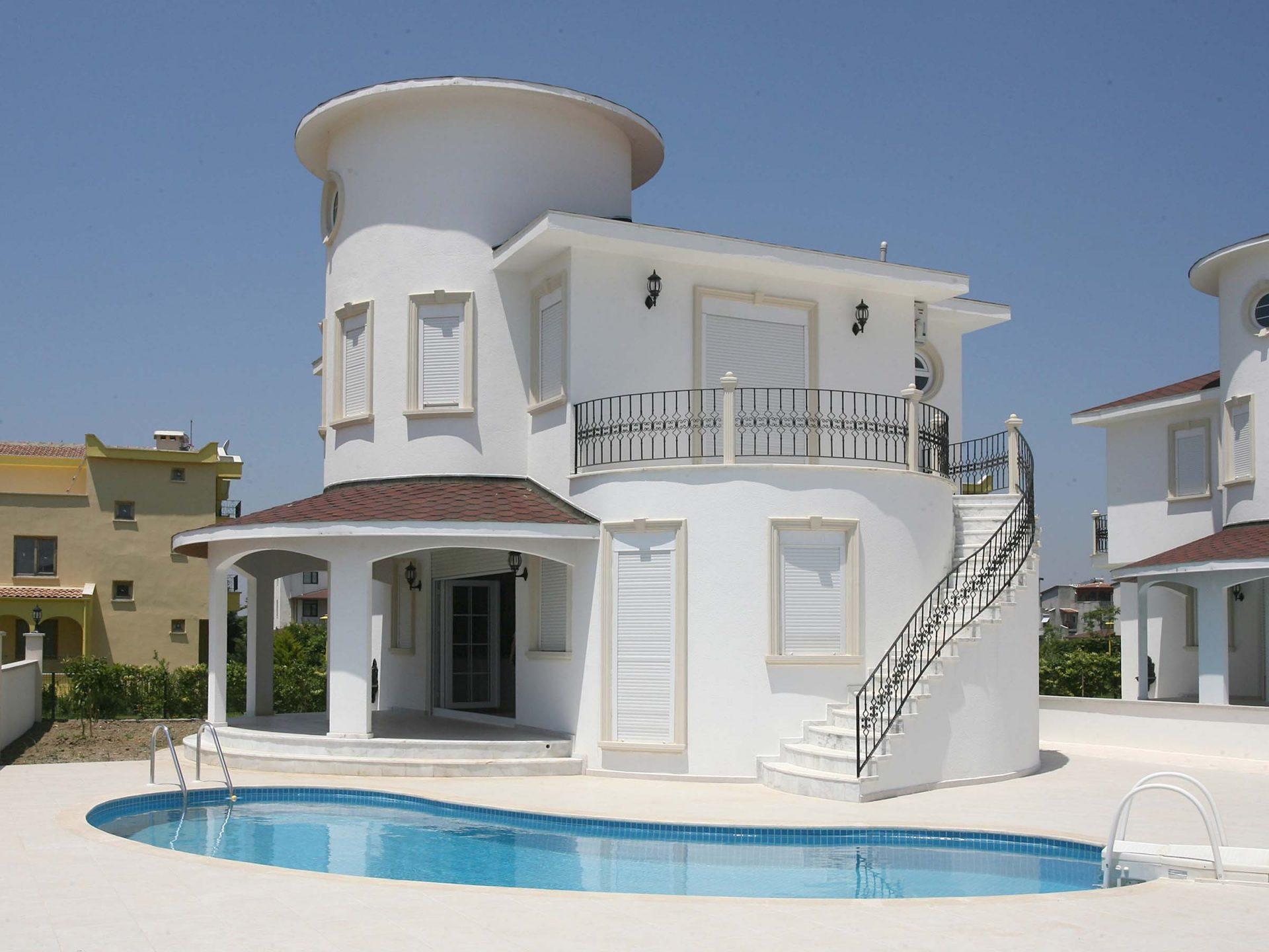 rent villa in antalya 5