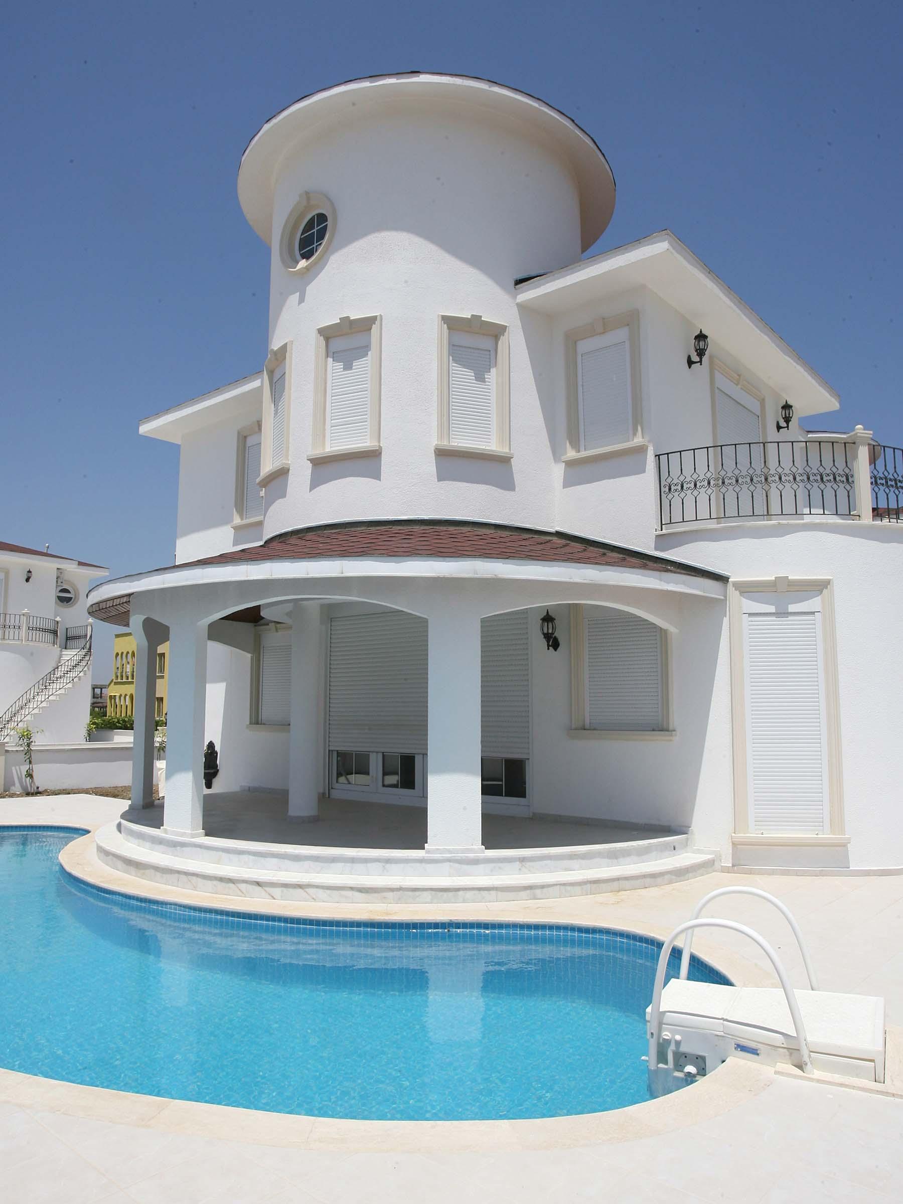 rent villa in antalya 1
