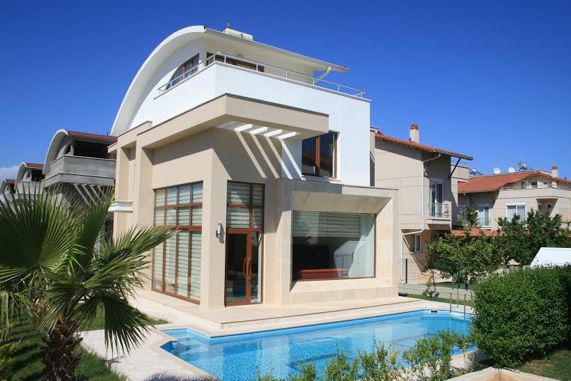 villa in belek for sale turkey 1