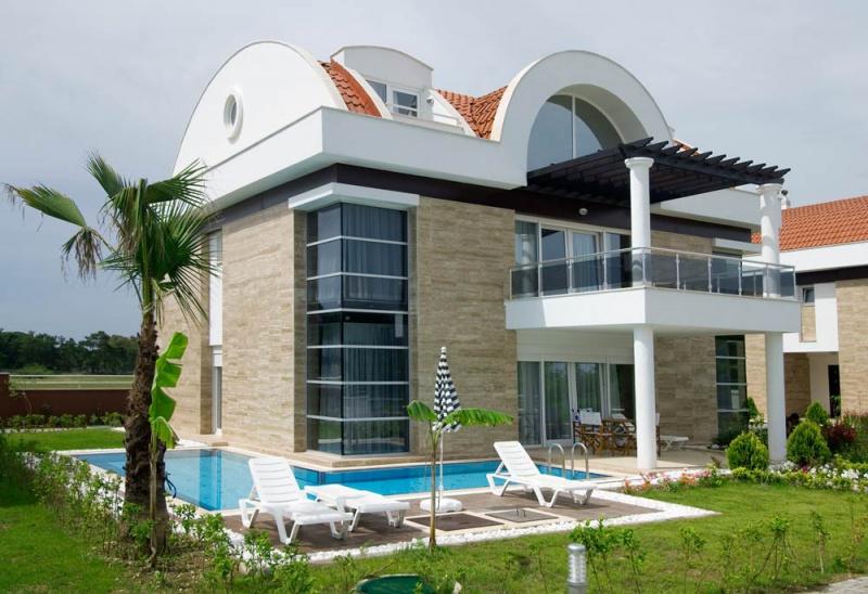 villas for sale in belek 4