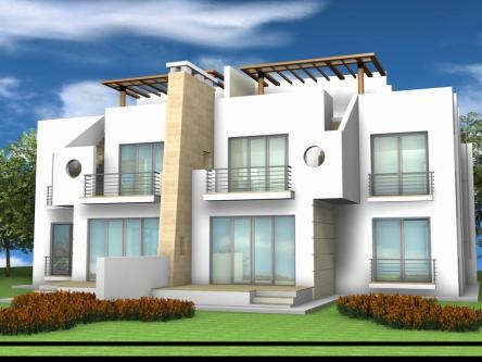 Build Turkish Villa 3
