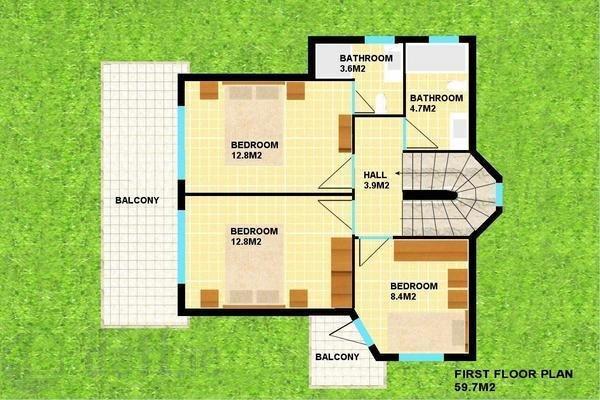 property kusadasi villa 6