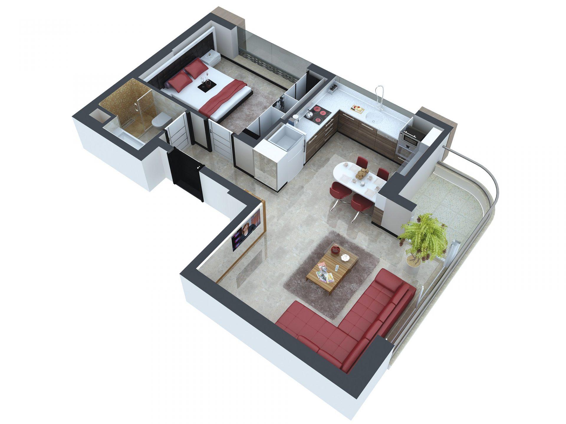 luxury property antalya konyaalti 6
