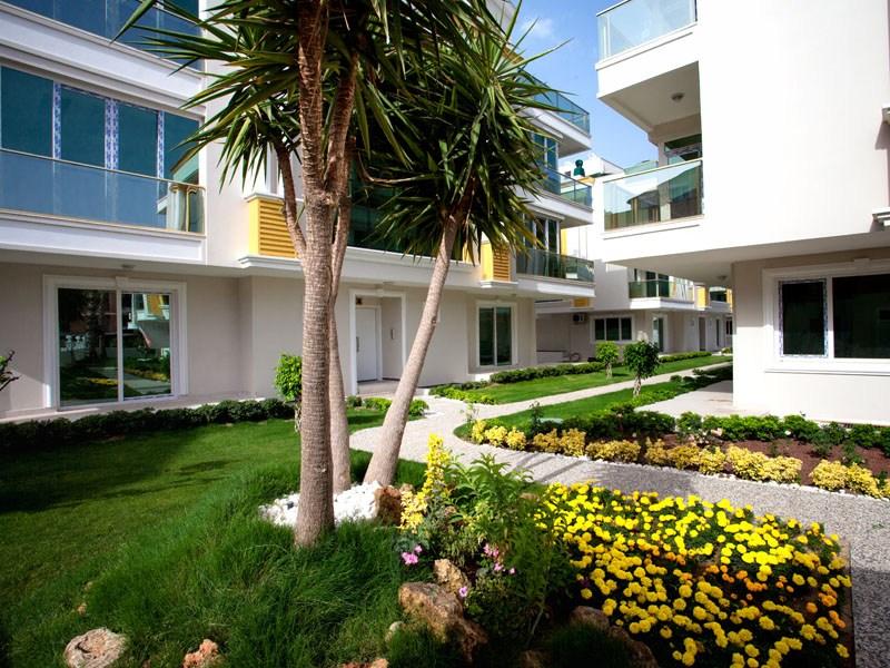 Antalya City Apartment For Sale 2