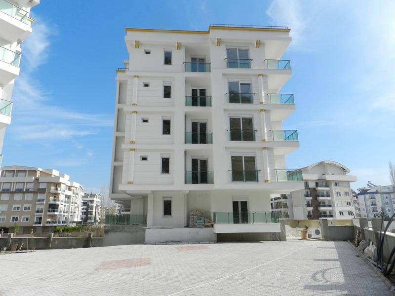 duplex apartments for sale antalya 2