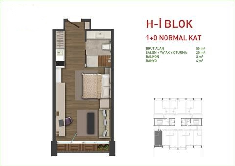 hotel apartments in istanbul for sale 26