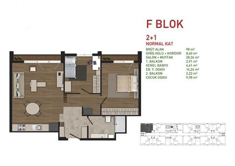 luxury istanbul apartments project 26