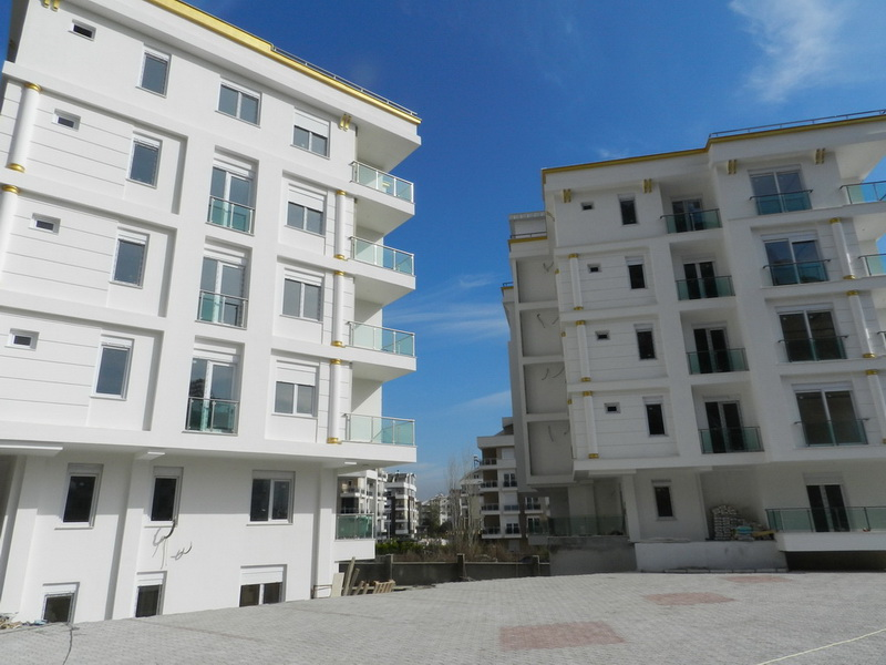 new apartments for sale antalya 1