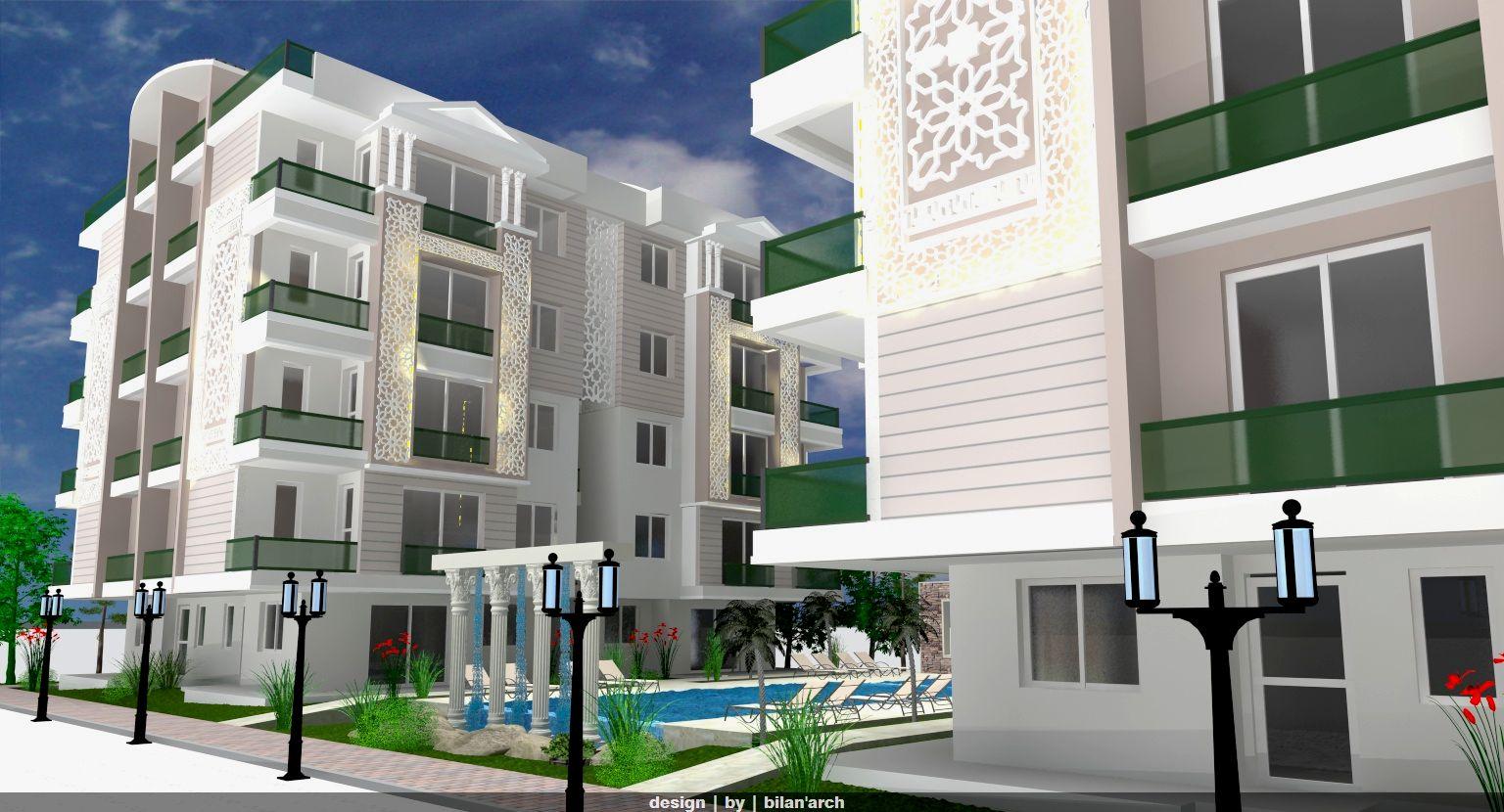 duplex property in antalya 2