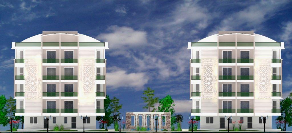 duplex property in antalya 3