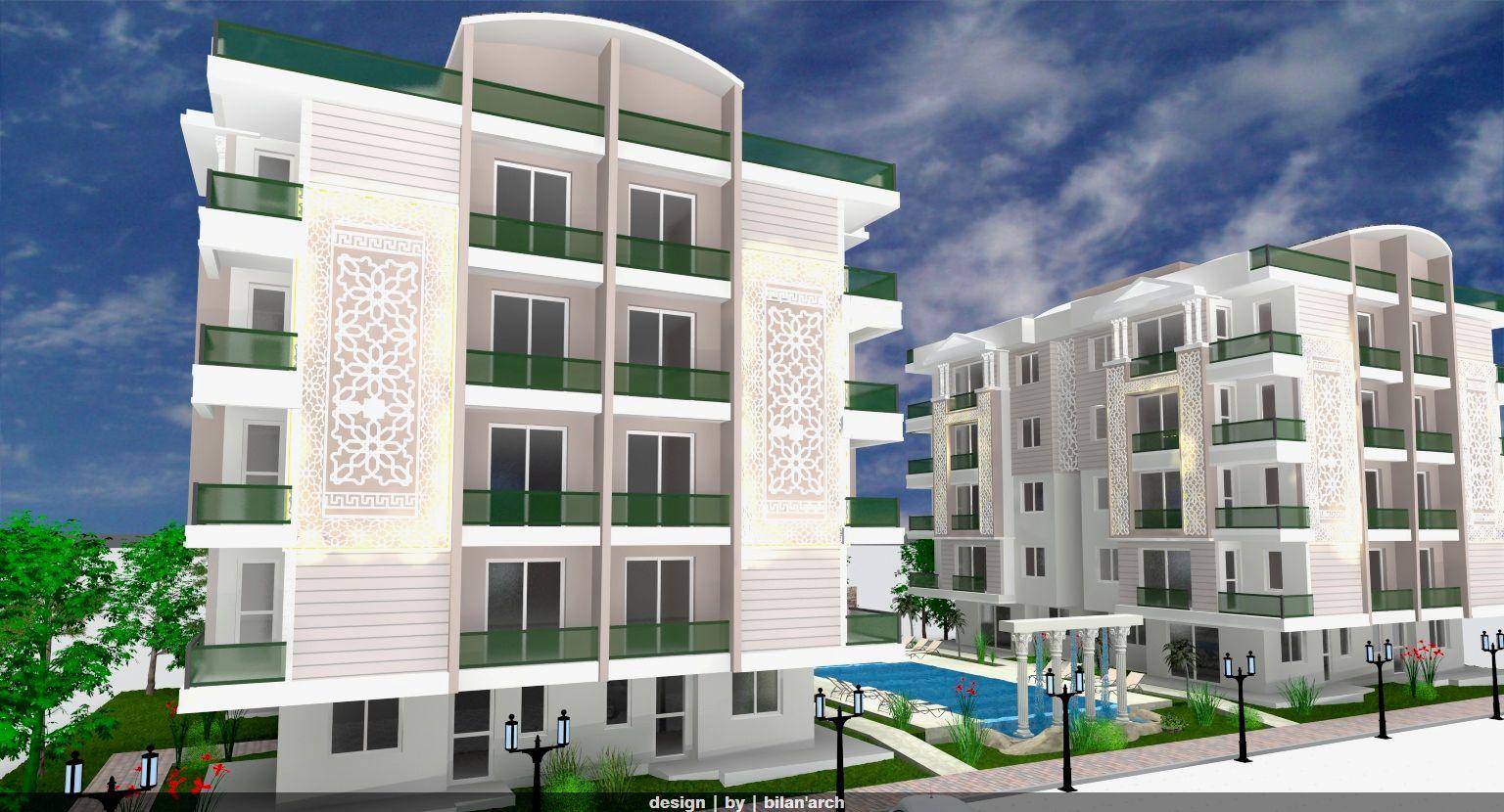 duplex property in antalya 1