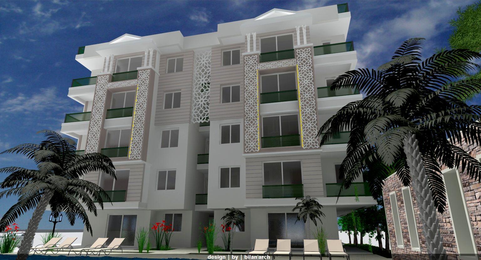 duplex property in antalya 5