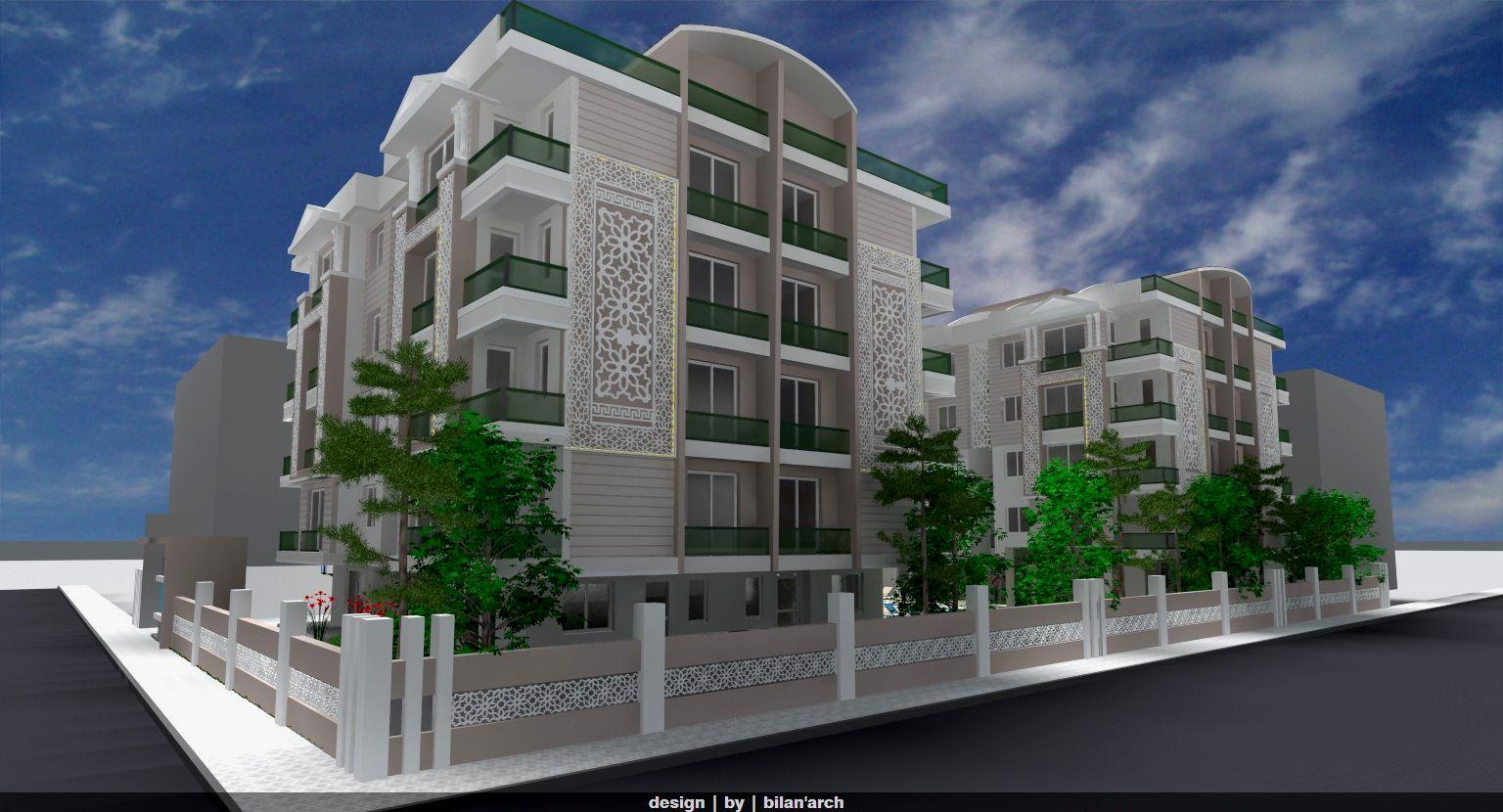 duplex property in antalya 6