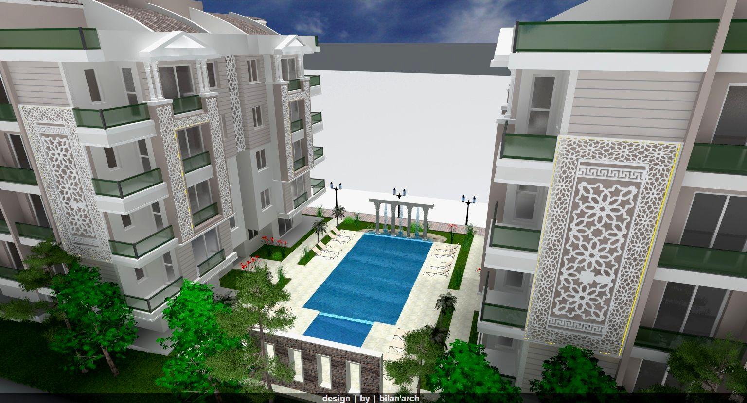 duplex property in antalya 4