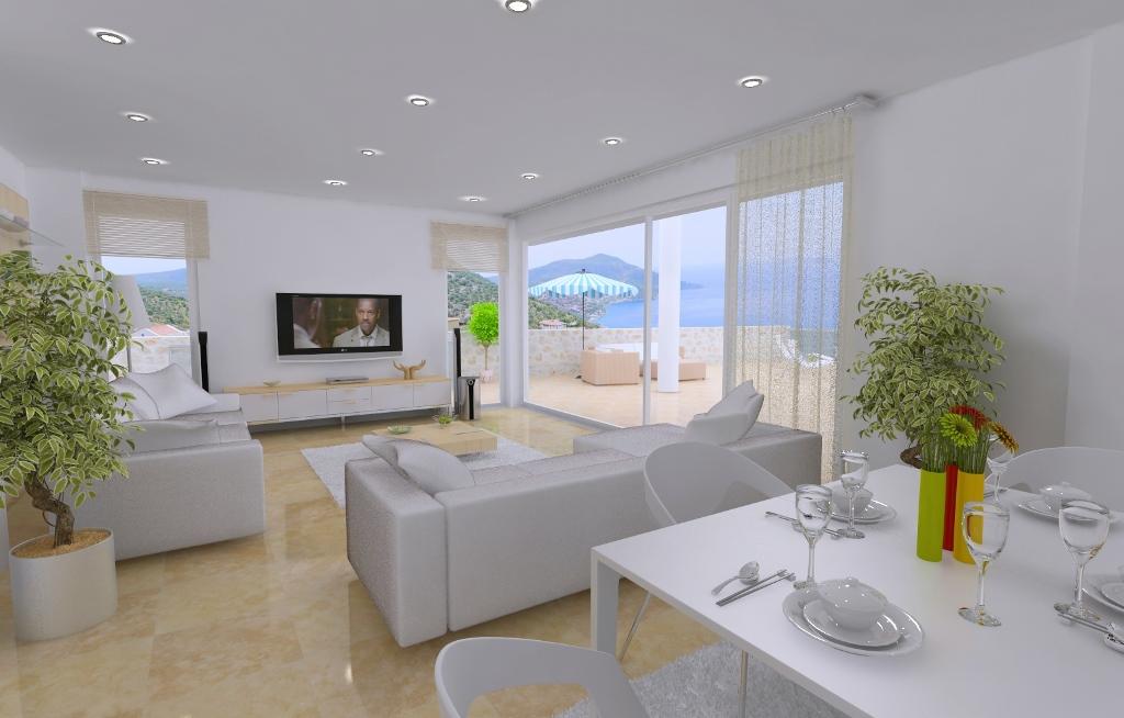 luxury villa in kalkan for sale 13