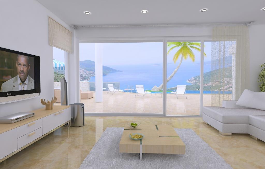 luxury villa in kalkan for sale 16