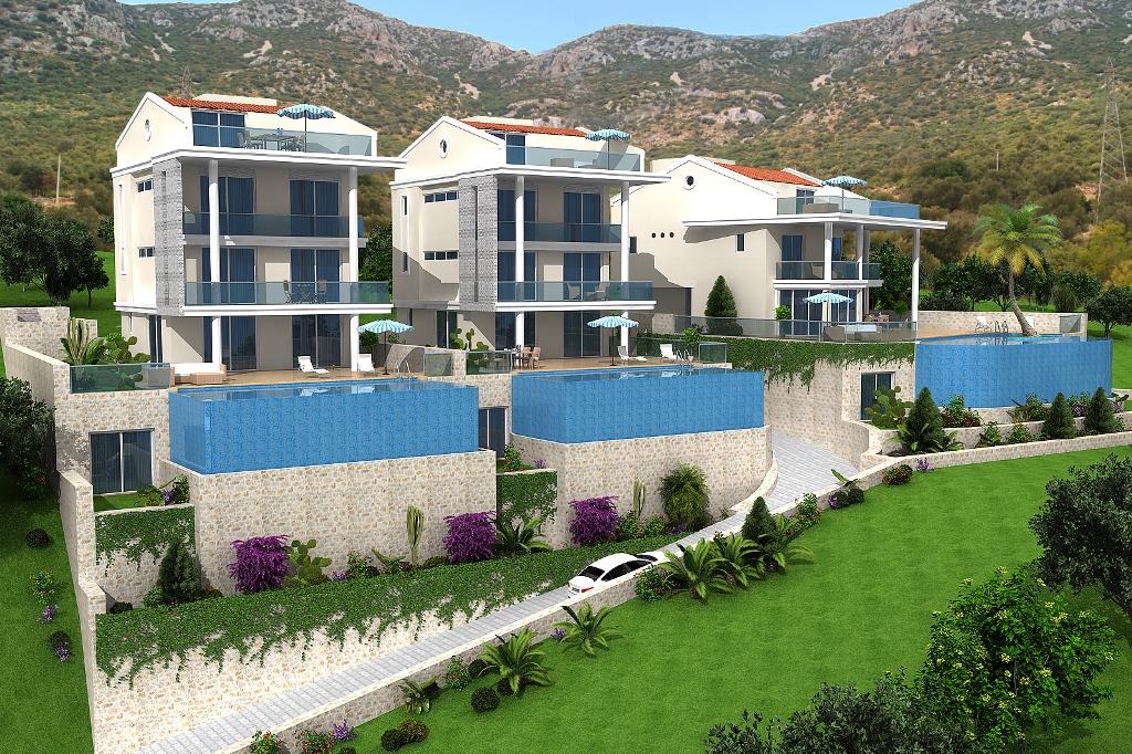 luxury villa in kalkan for sale 3