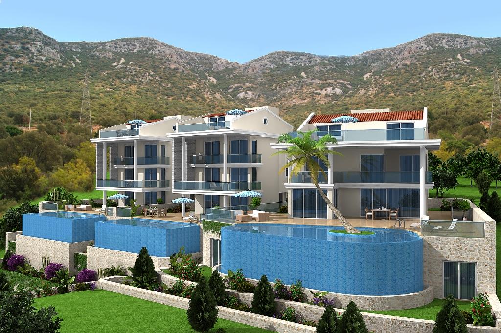 luxury villa in kalkan for sale 4