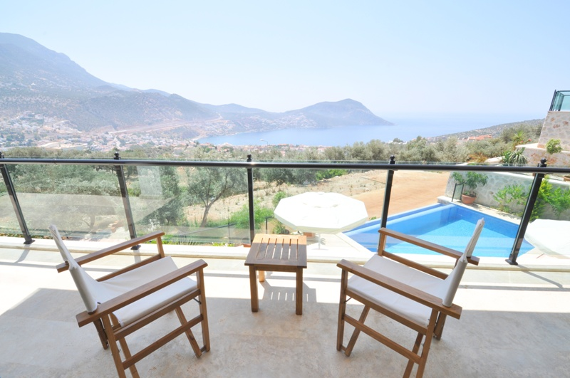 villa in kalkan fethiye for sale 15