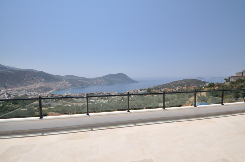 villa in kalkan fethiye for sale 27