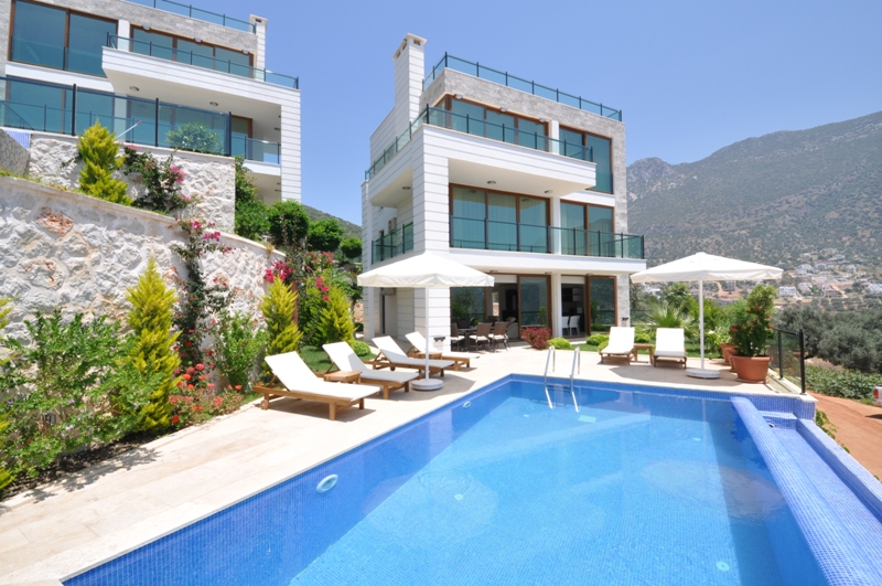 villa in kalkan fethiye for sale 29