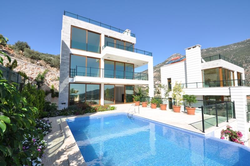 villa in kalkan fethiye for sale 30