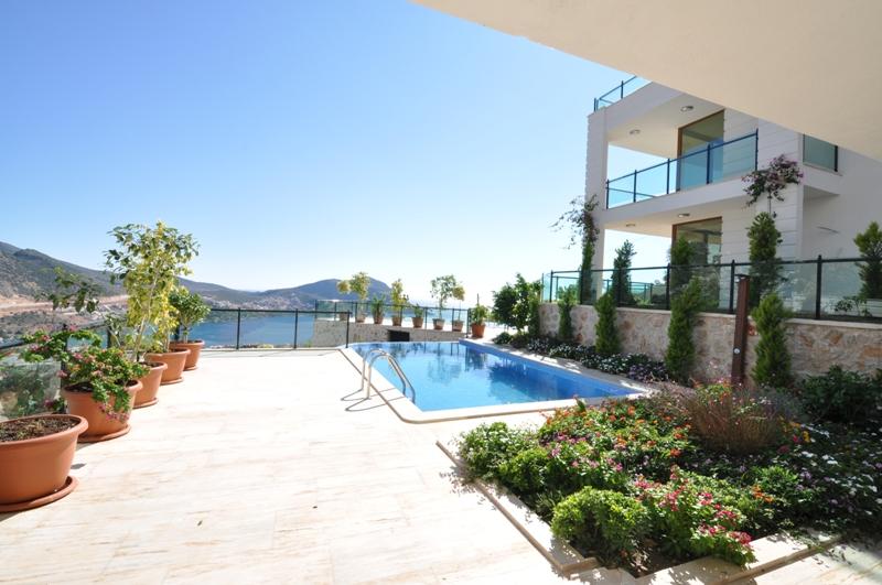villa in kalkan fethiye for sale 31