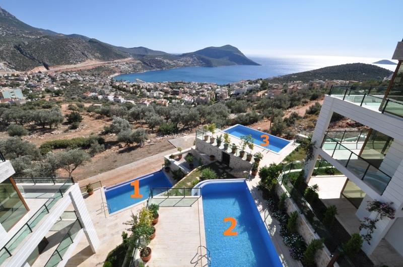 villa in kalkan fethiye for sale 1