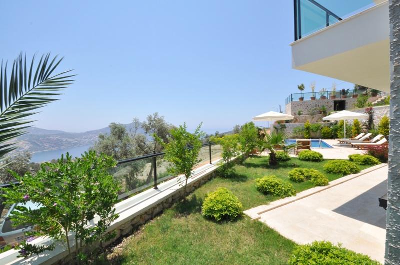 villa in kalkan fethiye for sale 5