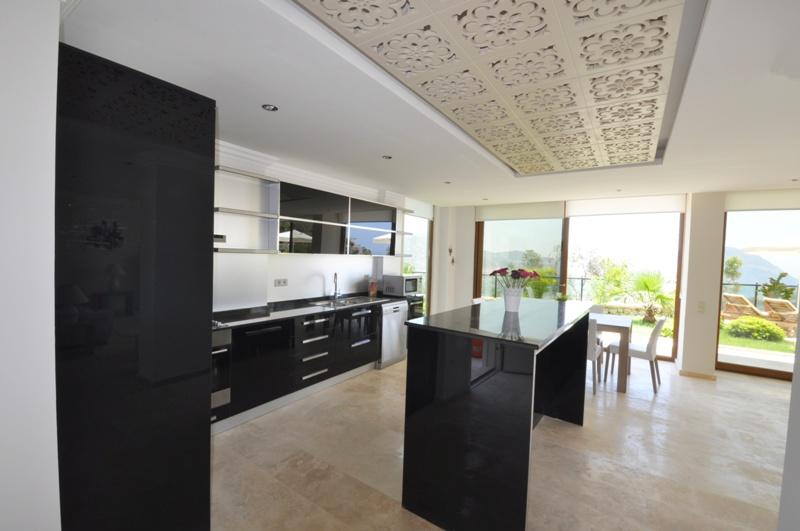 villa in kalkan fethiye for sale 9