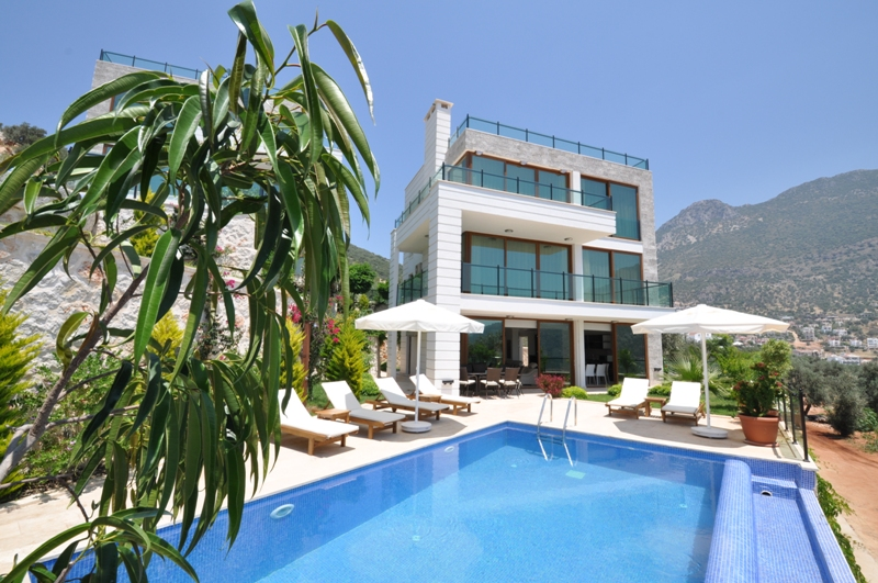 villa in kalkan fethiye for sale 2