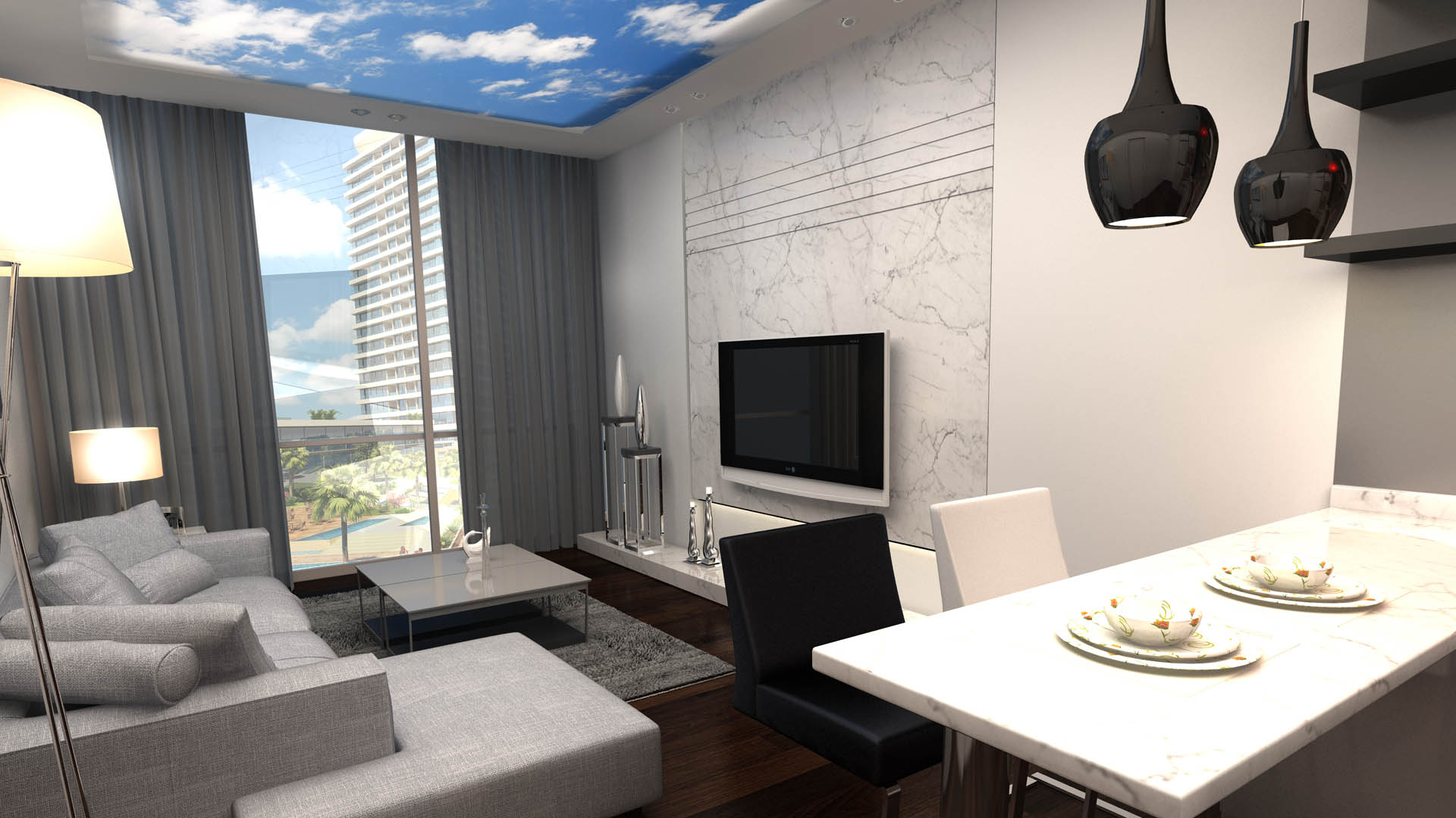 Luxury Executive Real Estate Istanbul For Sale 12