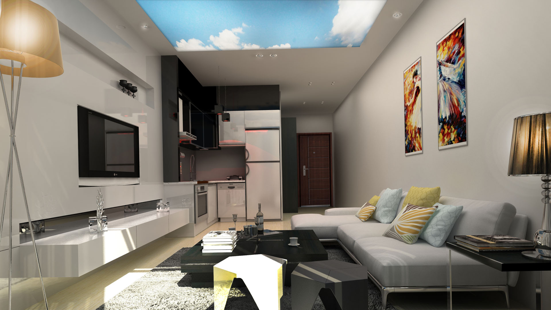 Luxury Executive Real Estate Istanbul For Sale 9