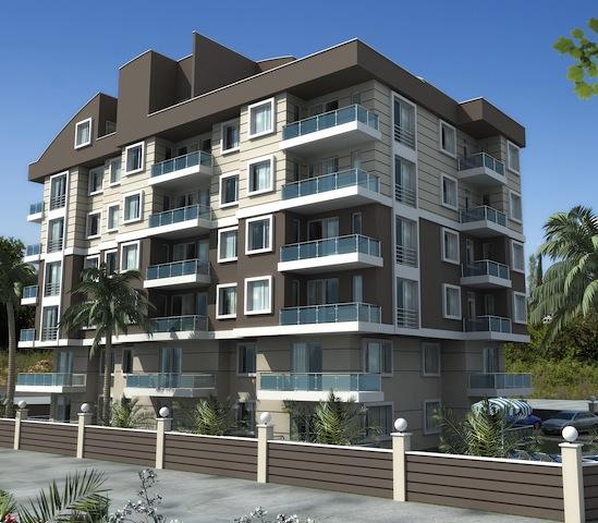 new apartment for sale konyaalti antalya 1