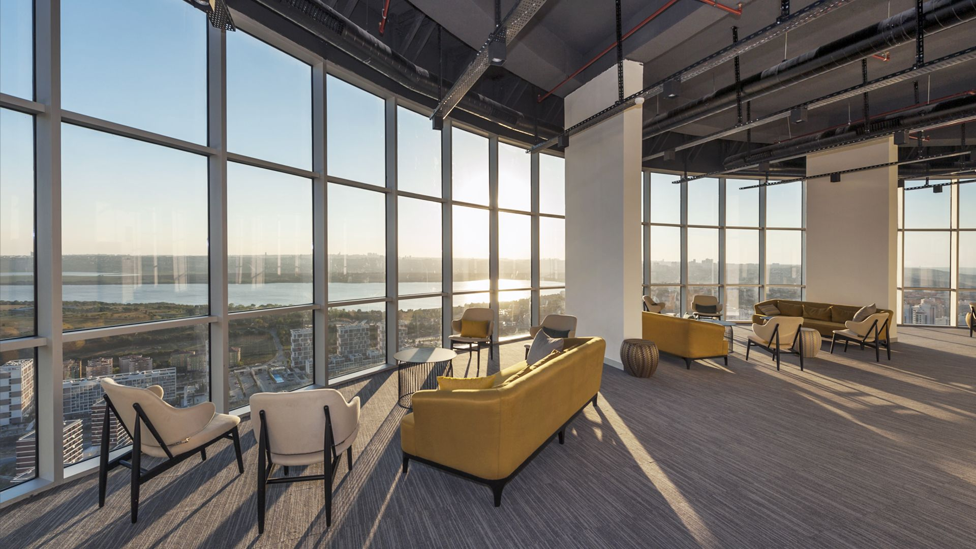 sea view property istanbul atakent towers 19